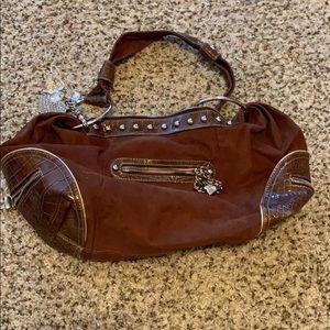 Kathy brown purse